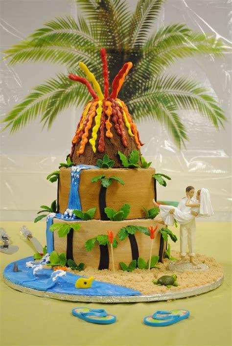 luau wedding cakes hawaiian luau wedding cake hawaiian luau wedding