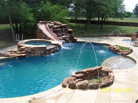 Awesome Backyard Pools Pools Backyard Outdoors Tropicaldesigns Swimming Pools Be Cool Awesome And