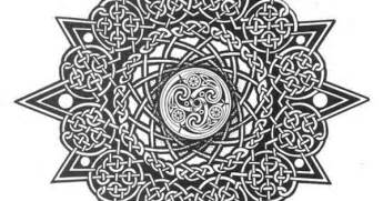 celtic mandala ink pinterest celtic mandala tribal