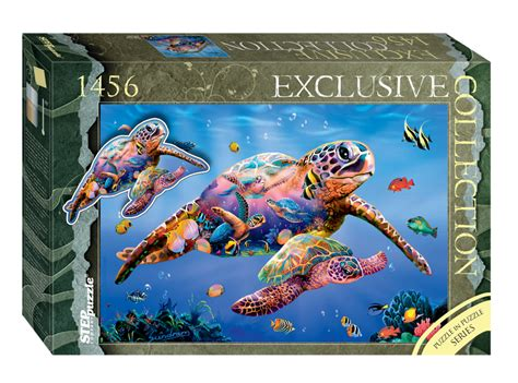 Puzzle Series puzzle in puzzle series turtles step puzzle 83506 1456