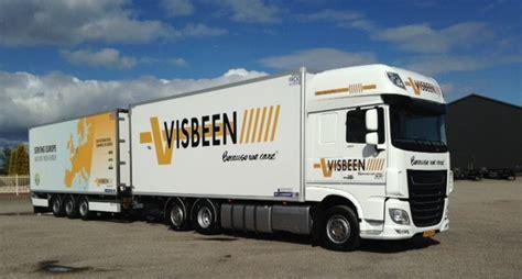 Visbeen Refrigerated Transport Within Europe Visbeen Transport