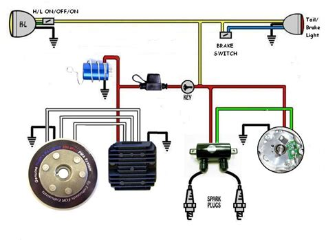 sparx battery eliminator wiring diagram get free image