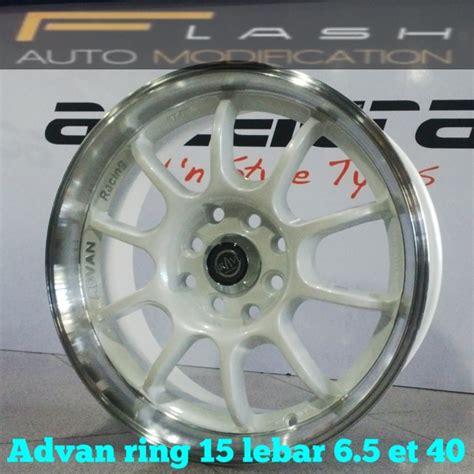 Velk Racing Ring 15 Inc Lebar 6 5 Rata velg mobil ring 15 advan pcd 4x100 114 lebar 6 5 et 40 flash auto modified