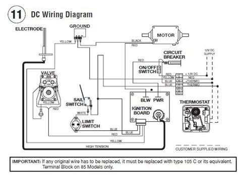 atwood thermostat wiring diagram atwood thermocouple