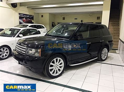 used 2008 range rover sport for sale range rover sport 2008 for sale in lahore pakwheels