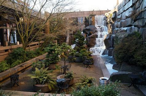 Waterfall Garden Park waterfall garden park seattle wa landscape by design