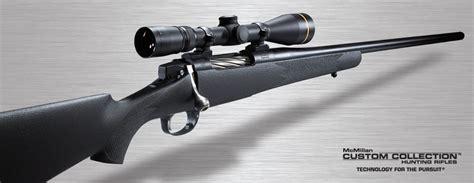Handmade Rifles - custom rifles mcmillan s custom collection