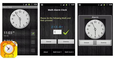 maths alarm clock apk b jery 26 aplikacje dla student 243 w think about