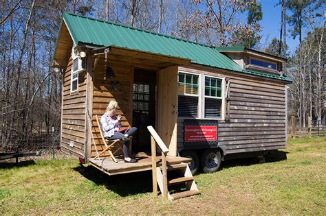 tiny houses atlanta first annual georgia tiny house festival draws thousands