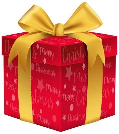 gift clipart merry christmas pencil and in color gift