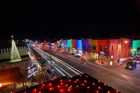rochester michigan christmas lights mouthtoears com