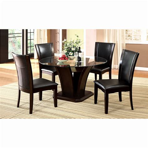 Glass Top Dining Table Set 4 Chairs Glass Dining Table Set Glass Top Dining Table Set 4 Chairs Lovely Of Dining Room