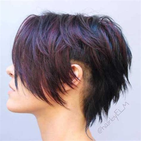 long layered pixie back front latest layered pixie cuts you will love short hairstyles