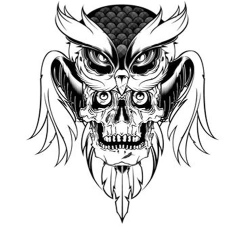 badass tattoos coloring pages