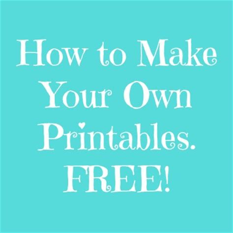 create printable poster online make your own signs free printable video search engine