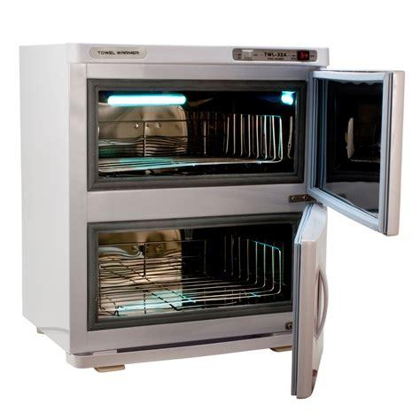 towel cabinet with uv sterilizer 32l dual function uv light double towel sterilizer