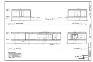 Farnsworth House Floor Plan Dimensions 1000 Images About Architects Mies Der Rohe On
