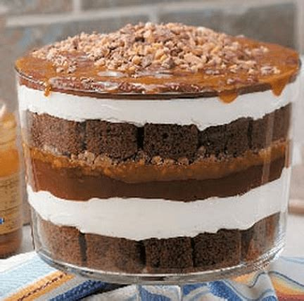top 28 best trifle recipe brownie mocha trifle recipe taste of home red berry trifle