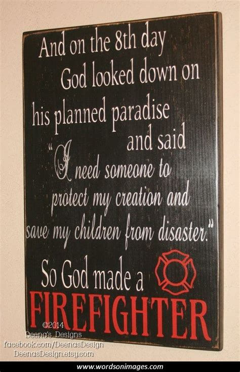 cute i need to redecorate my sons fireman s bedroom to firefighter son quotes quotesgram