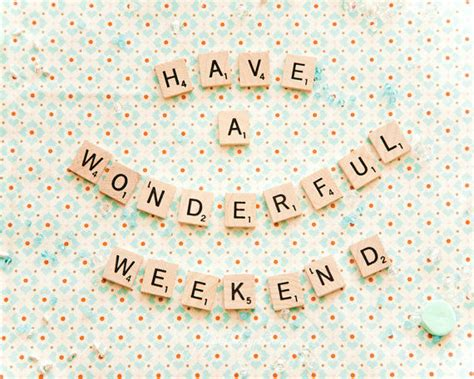 scrabble fin a wonderful weekend pictures photos and images for