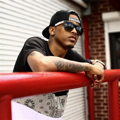 namorada d chris brown exclusive 10 questions with august alsina interview