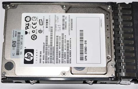 Harddisk Server Hp Hp Server Disk Drive For 146g 300g And Above From