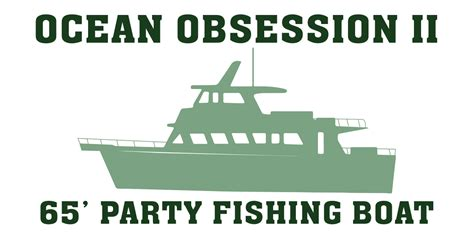 party boat fishing cocoa beach obsession icon all water adventures
