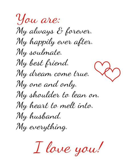 thank you letter to my future husband messages for my husband with images ilove