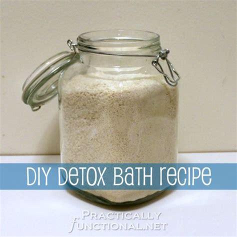 Detox Bath With Borax by 25 Best Ideas About Detox Bath Recipe On