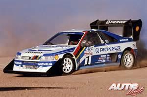 Peugeot 405 T16 Specs Peugeot 405 T16 1988 Racing Cars