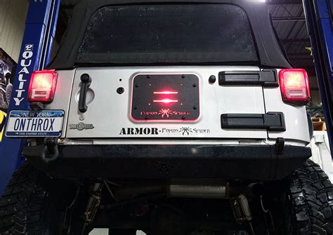 jk third brake light relocation jeep led brake light a jeep thing jeeps