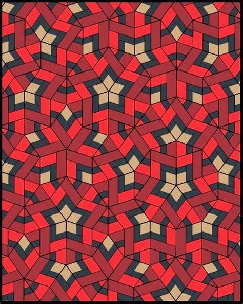hill design quilt tiles 17 best images about penrose et autres on pinterest