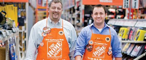 home depot associates benefits
