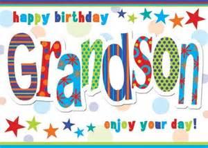 happy birthday grandson quotes quotesgram