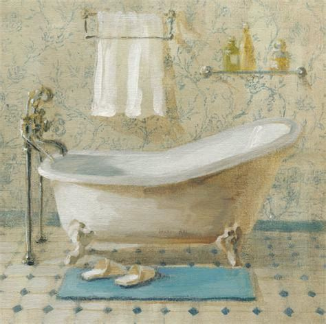 bathtub paintings victorian bath iii art by danhui nai at allposters com