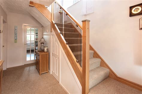 stair banisters uk smoked glass balustrade one stop stair shop