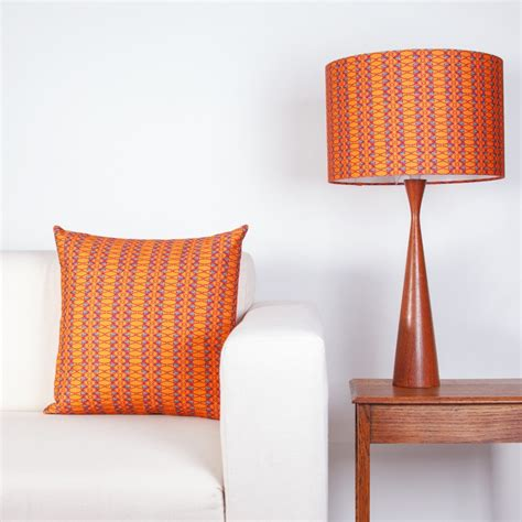 burnt orange l shade home accessories awesome contemporary retro burnt orange
