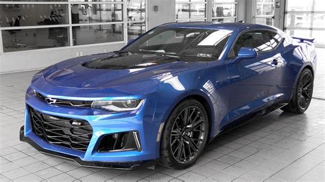 2017 Camaro Zl1 Review by 2017 Chevrolet Camaro Zl1 Review