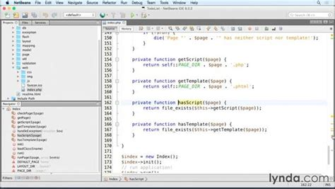 html tutorial using netbeans writing php code with netbeans