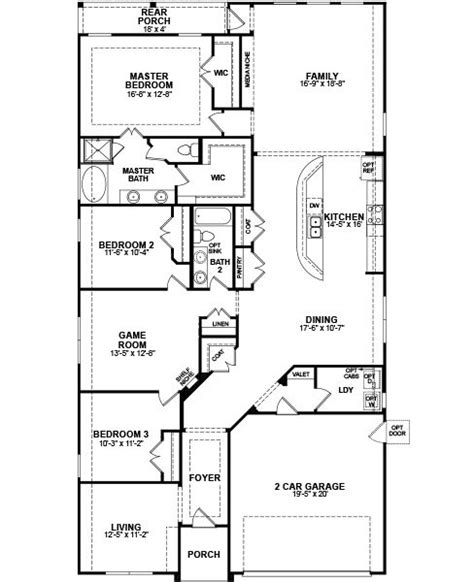 beazer homes floor plans beazer floor plans blakely home plan in willow ridge