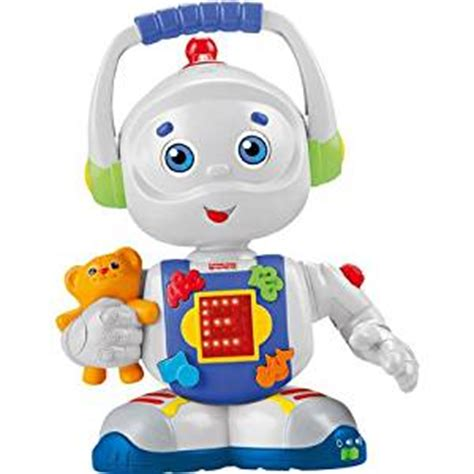 fisher price toby le robot learning and development toys baby