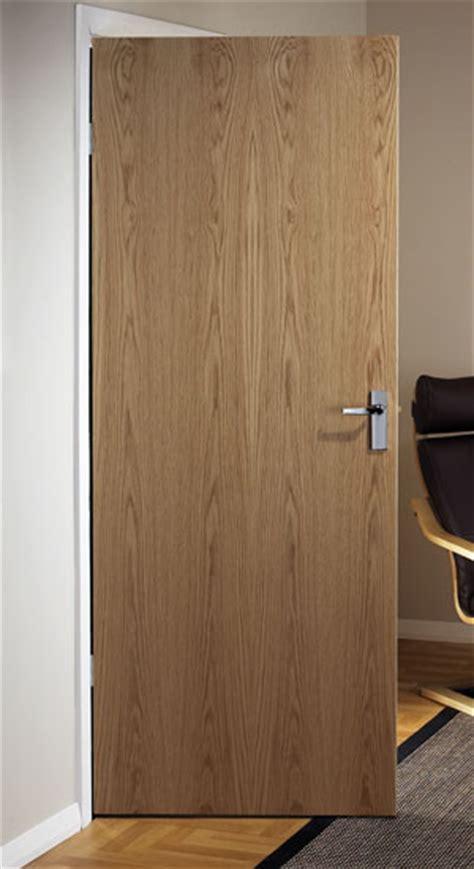 oak veneer match flush doors