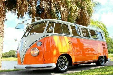 dream carvw kombi camper  orange xxxxxx