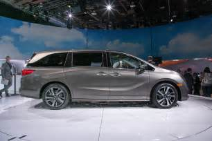 Honda Odyssey A Closer Look At The 2018 Honda Odyssey S 10 Speed