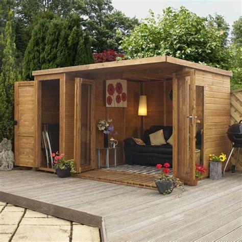 waltons contemporary garden room wooden summer