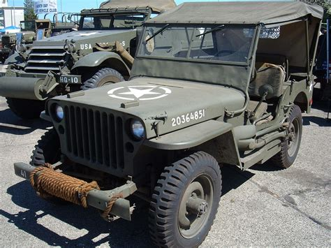 Mb Jeep Willys Mb