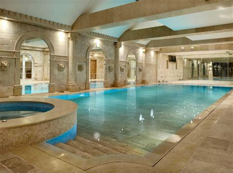 enclosed pool designs inspiring indoor swimming pool design ideas for luxury