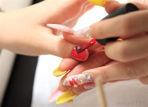 Nail Of by What Are Uv Gel Nails With Pictures