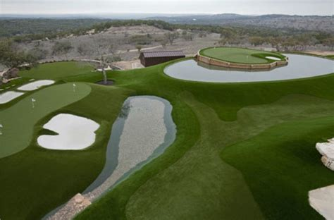 best backyard golf holes photos golf digest