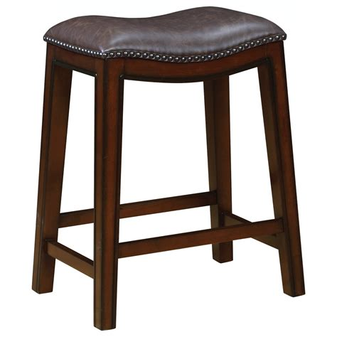 counter height backless bar stools coaster dining chairs and bar stools backless counter